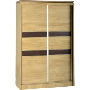 Bridford 2 Door Sliding Wardrobe