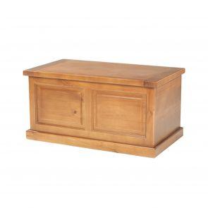 Dartmoor Pine Blanket Box