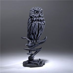 Edge Sculpture Owl Midnight