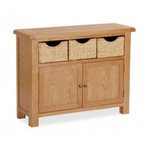 Oakhampton Sideboard With Baskets