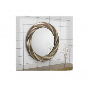 Mirrors Arnos Round Silver Wall Mirror