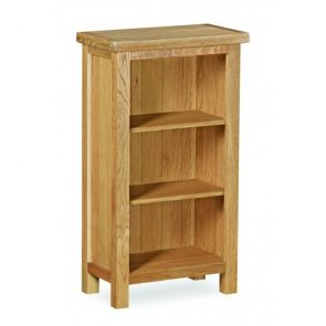 Oakhampton Petite Low Narrow Bookcase