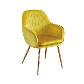 Belmont Velvet Chair