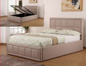 4' Ottoman Bed