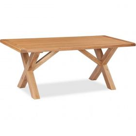 Oakhampton  Cross Dining Table