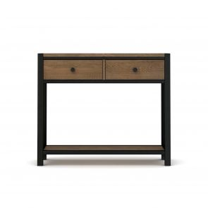 Manhattan Console Table With Drawers