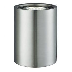 Uplighter - Cylinder Column Table Lamp, Gu10 Led, Ss BPOSL644