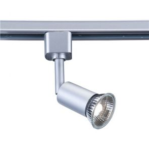 Track & Spot - Cylinder Head Satin Silver Track Spot BPOSL715