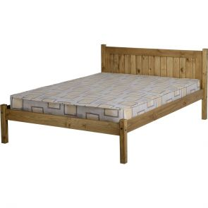 """Mayfair 4'6"""" Double            Bed Frame"""