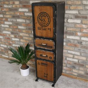 Industrial Number One Cabinet