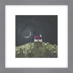 Artwork Moonlit House