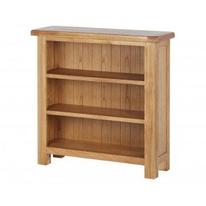 Oakhampton  Low Bookcase