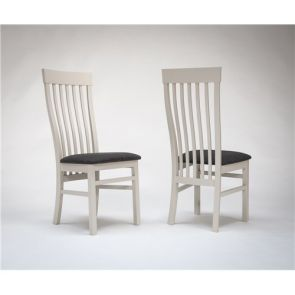 Hampshire Dining Slatback Painted Beech Dining Chair