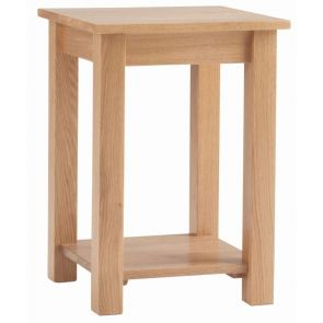 Cotswold Dining Lamp Table