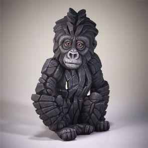 Edge Sculpture Baby Gorilla