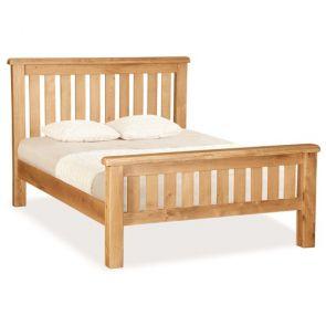 Oakhampton Bedroom BED 5' SLATTED