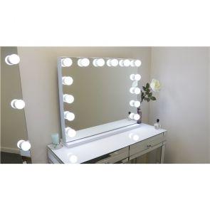 Hollywood Mirrors Large Dresser Landscape Mirror