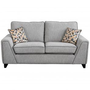 Carlisle Two Tone 2 Seater Sofa