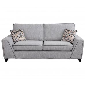 Carlisle Two Tone 3 Seater Sofa