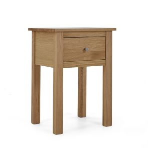Cotswold Dining Lamp Table with Drawer