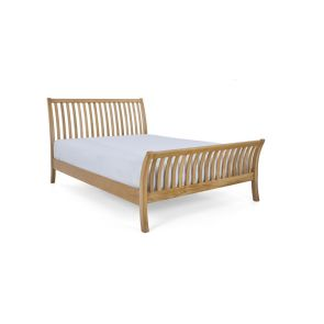 Cotswold Bedroom Curved Bed 4ft 6in