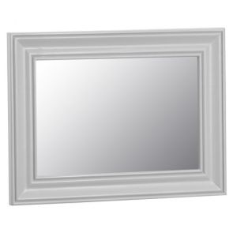 Fairford Grey Bedroom Small Wall Mirror
