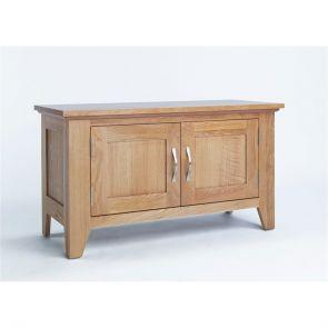 Kingsbridge Dining 2 Door Oak Cabinet