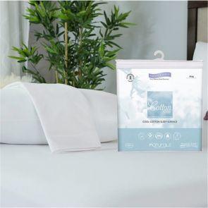 Cotton  Pillow Protector Pair