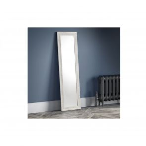 Mirrors Aldgate White Dress Mirror