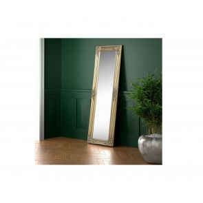 Mirrors Perivale Gold Dress Mirror