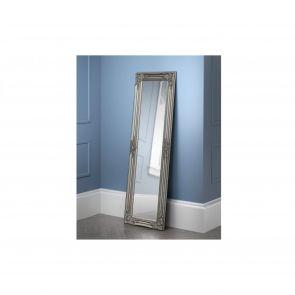 Mirrors Perivale Pewter Dress Mirror