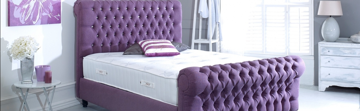 Fabric Bedsteads